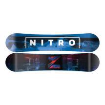 Nitro Prime Overlay snowboarddeszka
