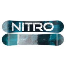 Nitro PRIME OVERLAY WIDE snowboarddeszka