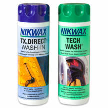 NIKWAX TWIN TECH WASH / TX.DIRECT WASH IN 300 ML