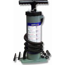 BRAVO 6 kétkamrás kézi pumpa