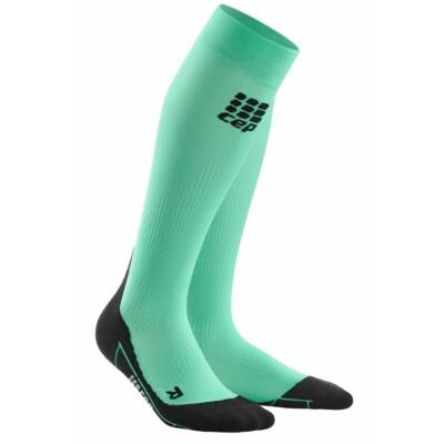 CEP Pastel Socks női kompressziós futózokni