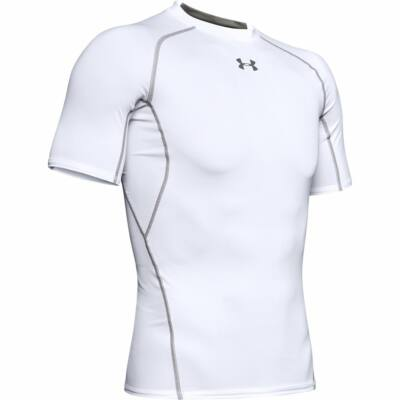 Under Armour HeatGear Armour Short Sleeve Compression Shirt