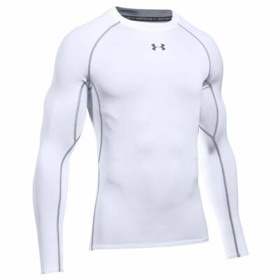 Under Armour HeatGear Armour Long Sleeve Compression Shirt