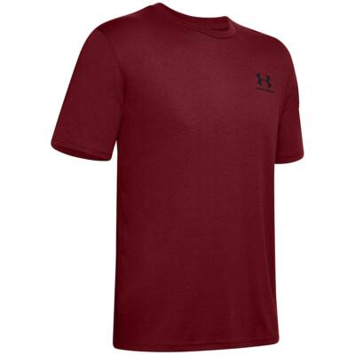 Under Armour UA Sportstyle Left Chest Short Sleeve Shirt
