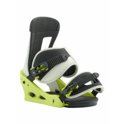 Burton Freestyle Mtn Dude Green snowboardkötés