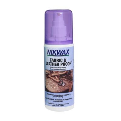 NIKWAX SPRAY FABRIC & LEATHER PROOF 125 ML