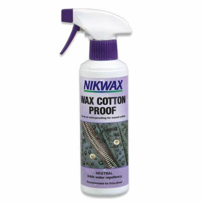 NIKWAX SPRAY WAX COTTON PROOF 300 ML